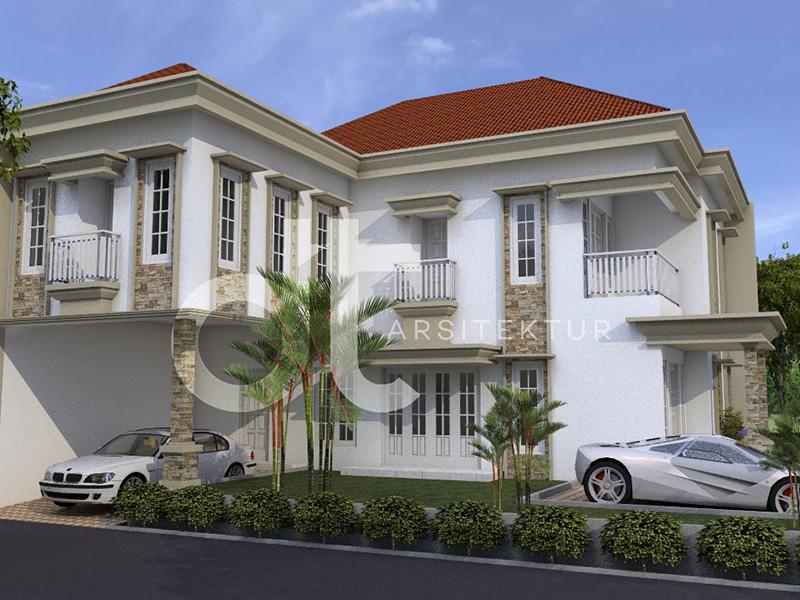 Arsitek Desain Gambar Bangunan Rumah Pamulang