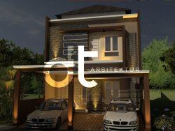 Desain Rumah Tinggal Daerah Cibinong