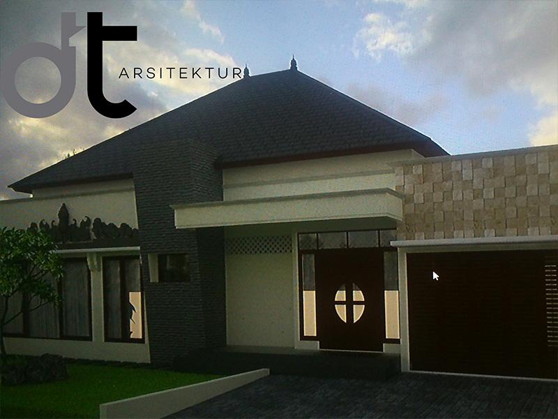 Desain Arsitektur Jakarta Selatan Renovasi Rumah