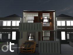Desain Untuk Renovasi Rumah Hunian Bintaro