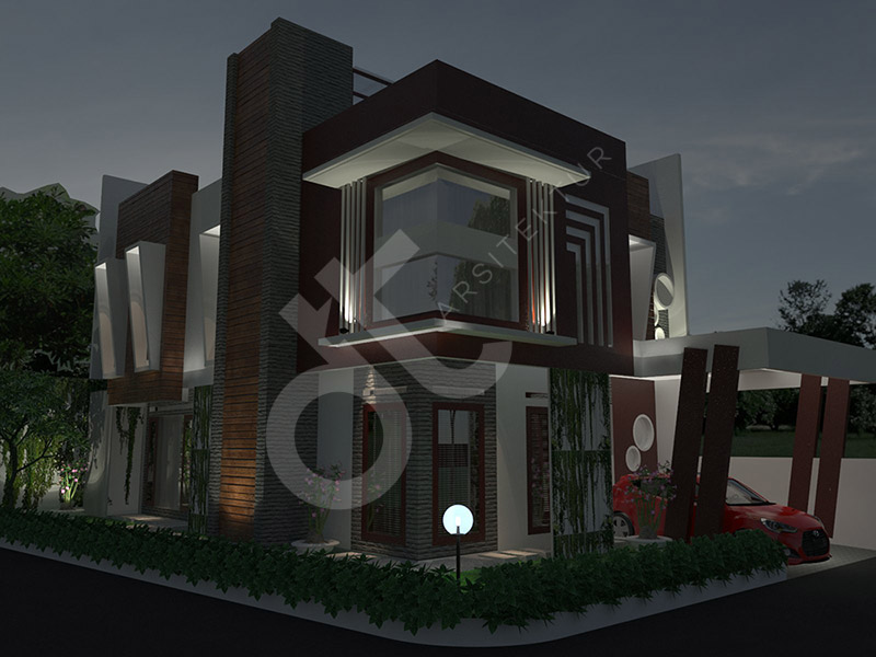 Desain Renovasi Banguan Rumah Jakarta Pusat