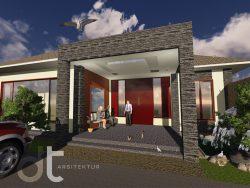 Desain Rumah Hunian Daerah Depok