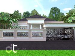 Desain Rumah Tinggal Daerah Bogor