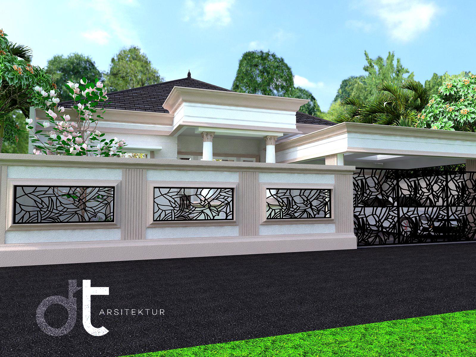 Desain kontraktor Bangunan Rumah Tangerang Selatan