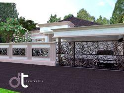 Desain Renovasi Rumah Hunian Ciputat