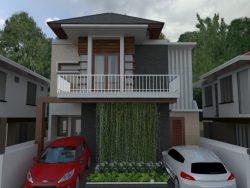 Desain Renovasi Rumah Tinggal Jakarta Selatan