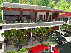 Arsitektur Renovasi Rumah Tinggal Ciputat