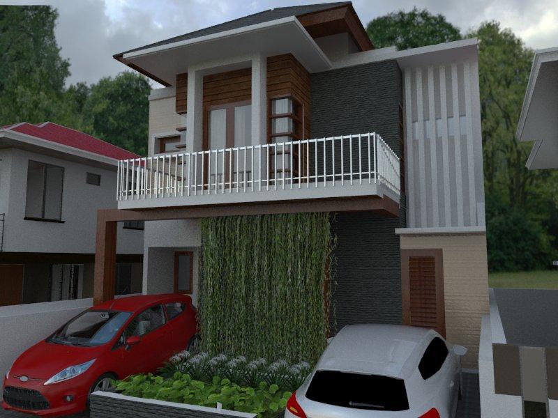 Desainn Arsitektur Untuk Renovasi Rumah Bogor