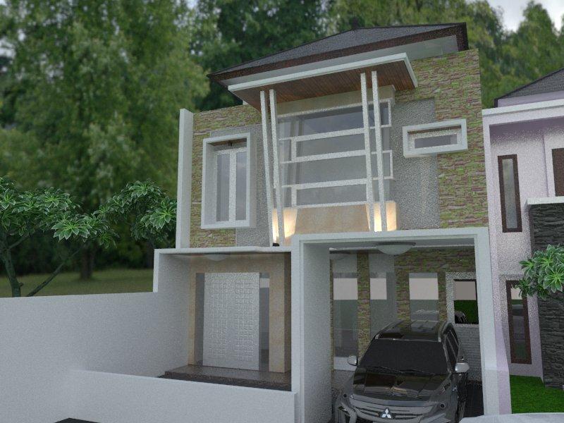 Arsitektur Ciputat Desain Gambar Untuk Renovasi Rumah