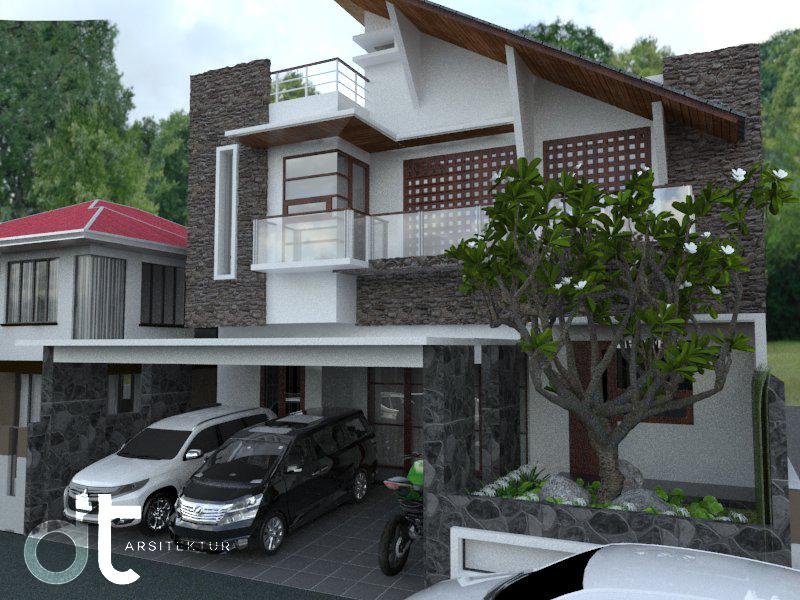 Jasa Desain Gambar Rumah Arsitektur Jakarta Selatan
