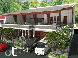Desain Renovasi Rumah Tinggal Jakarta Utara