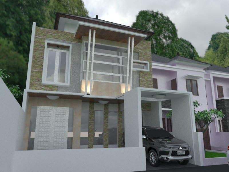 Desain Arsitek Dan Kontraktor Rumah Jakarta barat