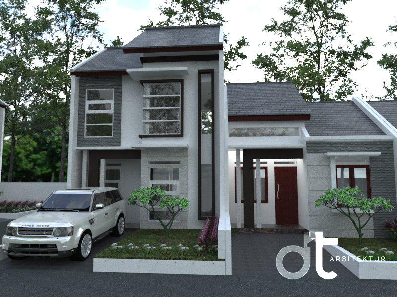 Arsitektur Desain Renovasi Rumah Kota Bogor