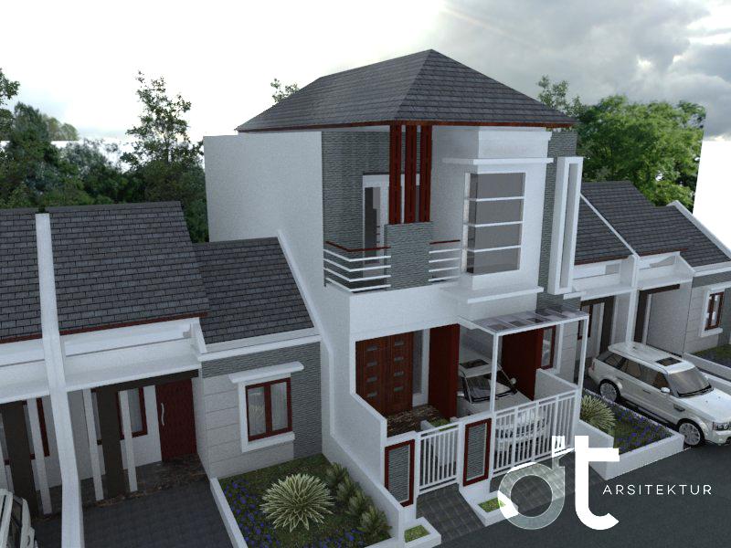 Desain Bangunan Rumah Arsitektur Jakarta Utara