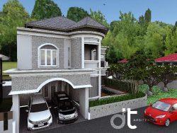 Desain Gambar Renovasi Rumah BSD Tangerang
