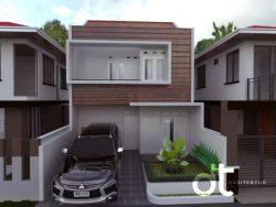 Desain Renovasi Rumah Hunian Jakarta Utara
