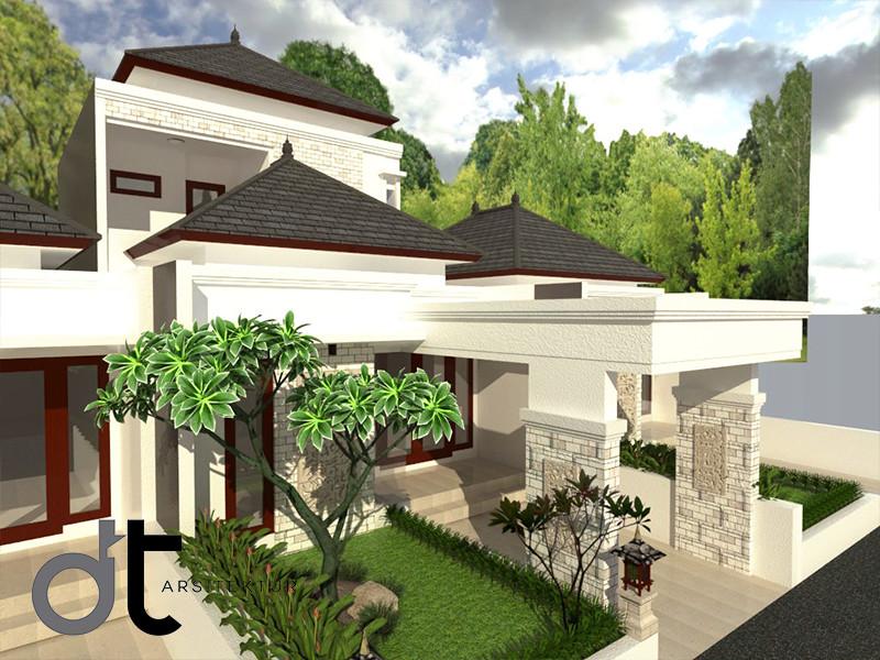 Jasa Arsitek Desain Rumah Tinggal Jakarta Selatan