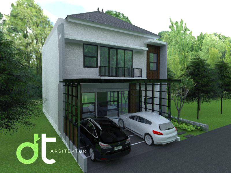 Desain Hunian Rumah Dan Pelaksanaan Pamulang