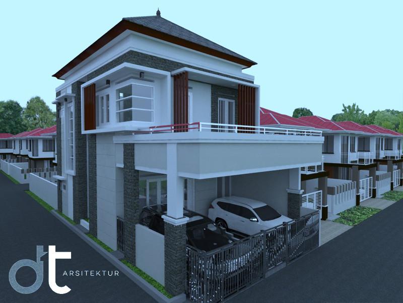 Buat Desain Gambar Arsitektur Kontraktor Bintaro