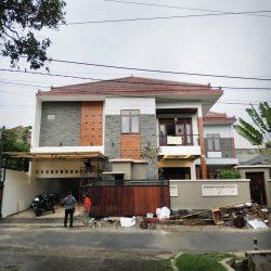 Desain Gambar Arsitektur untuk Rumah Tangerang Selatan