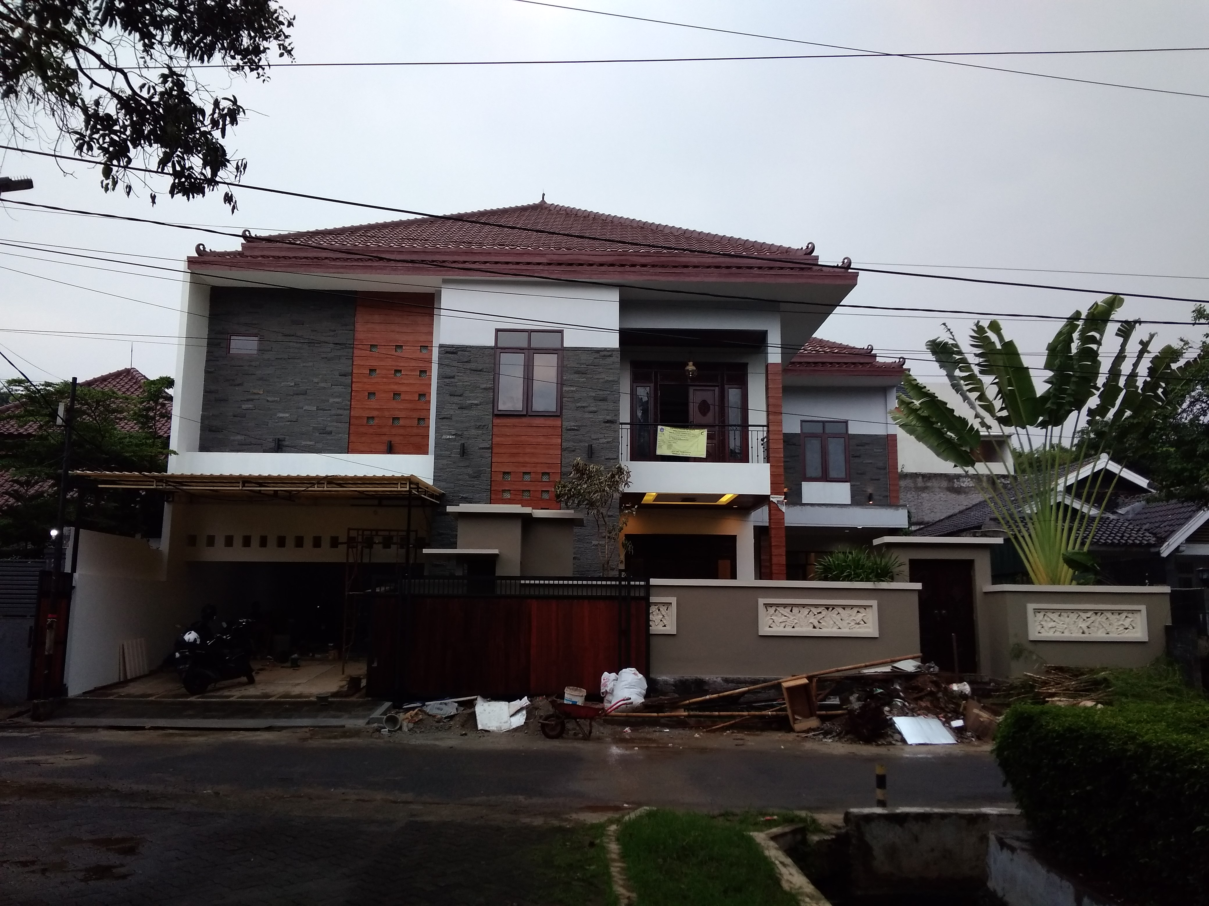 Desain Renovasi Dan Bangunan Rumah Bogor