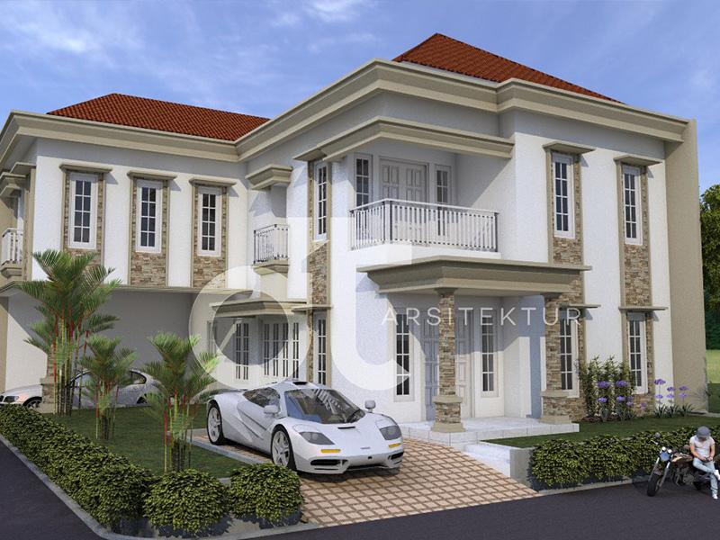Desain Gambar Kerja Arsitek Dan Kontraktor Bogor