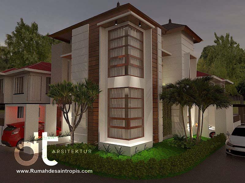 Desain Dan Pelaksanaan Arsitektur Rumah Bintaro