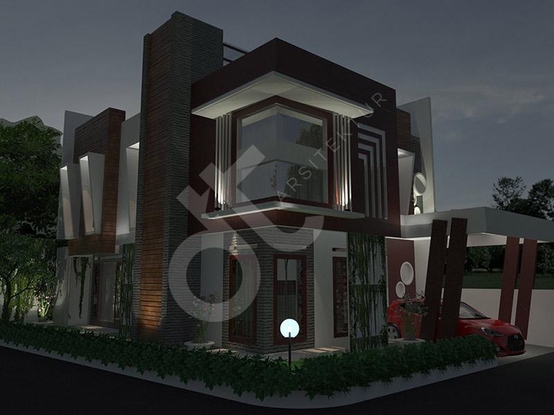 Desain Gambar Kerja Renovasi Rumah Kota Depok