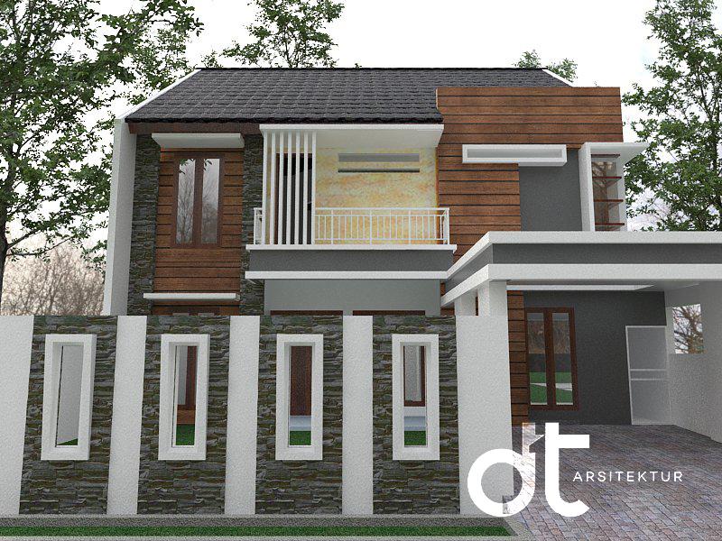 Desain Arsitektur Pelaksanaan Renovasi Jakarta Timur