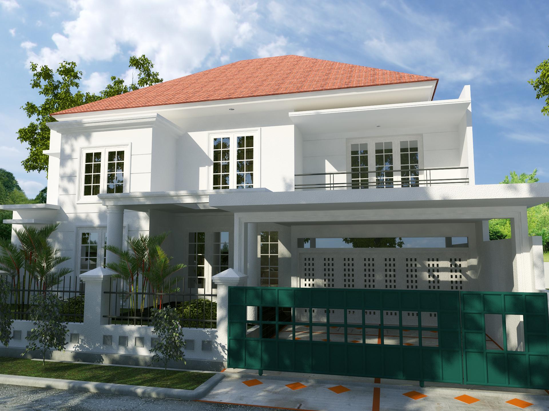 Desain Arsitektur Renovasi Rumah Jakarta Pusat Murah