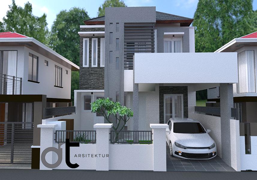 Desain Gambar Kerja Renovasi Rumah Tangerang Selatan