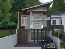 Arsitektur Rumah Minimalis Di Bintaro Murah