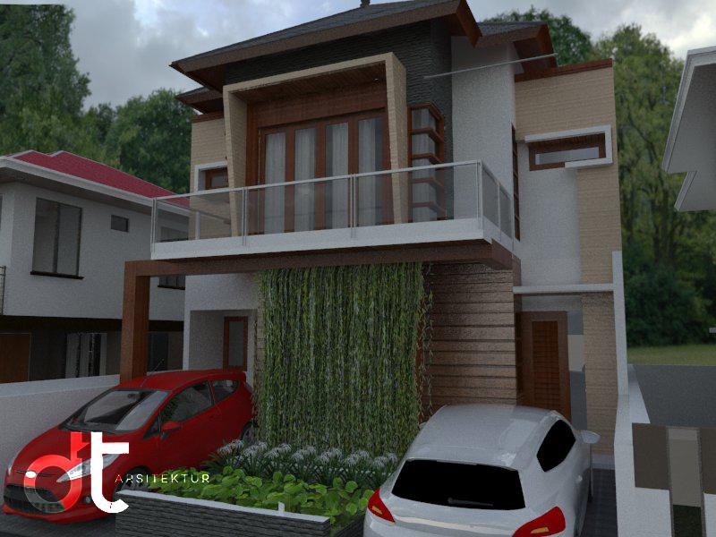 Arsitek Pelaksanaan Pembangunan Rumah Serpong
