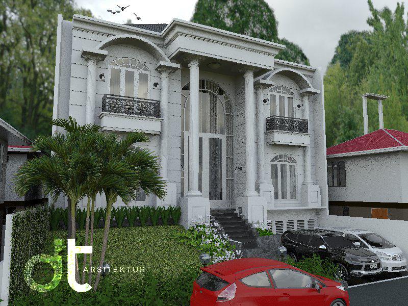 Renovasi Dengan Desain Arsitek Tangerang Selatan