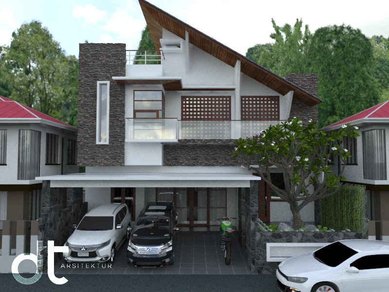 Kontraktor Dan Arsitektur Rumah Serpong Murah