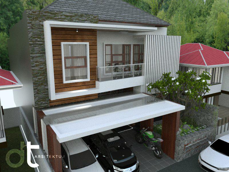 Desain Gambar Kerja Renovasi Rumah Kota Bogor