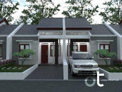 Renovasi Hunian Bekasi Desain Gambar Arsitektur