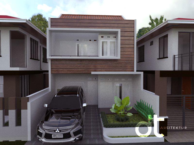 Arsitektur Desain Renovasi Rumah Jakarta Barat