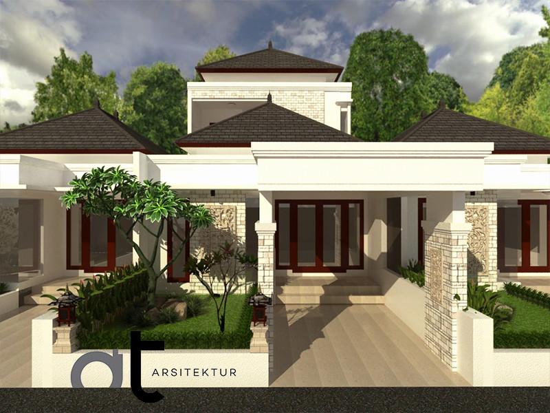 Desain Arsitektur Pelaksanaan Renovasi Jakarta Barat