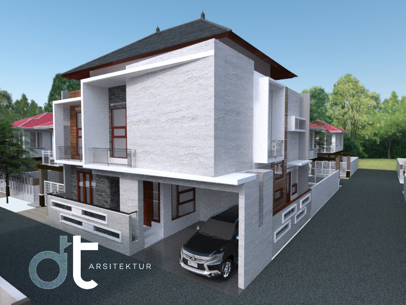 Desain Arsitektur Renovasi Rumah Depok Murah