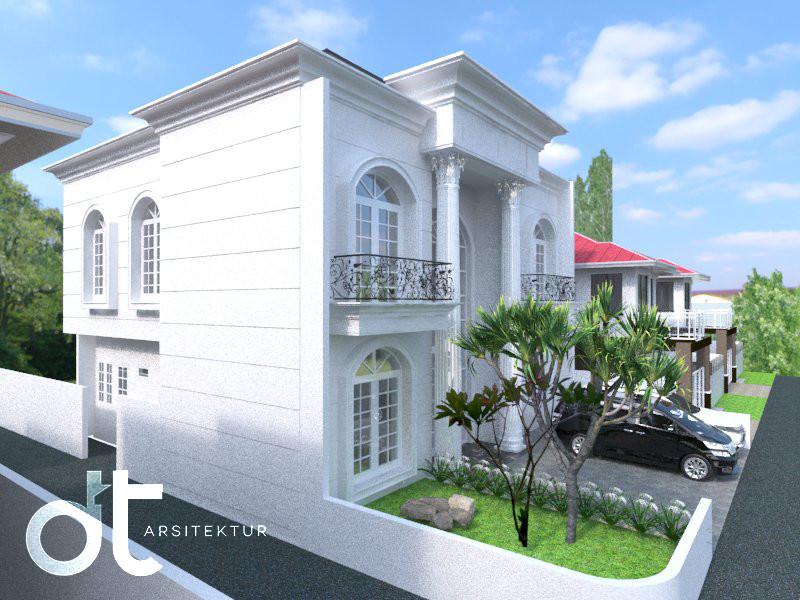 Desain Arsitektur Renovasi Rumah Bekasi Murah
