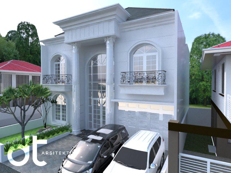 Jasa Desain Gambar Kerja Renovasi Rumah Depok
