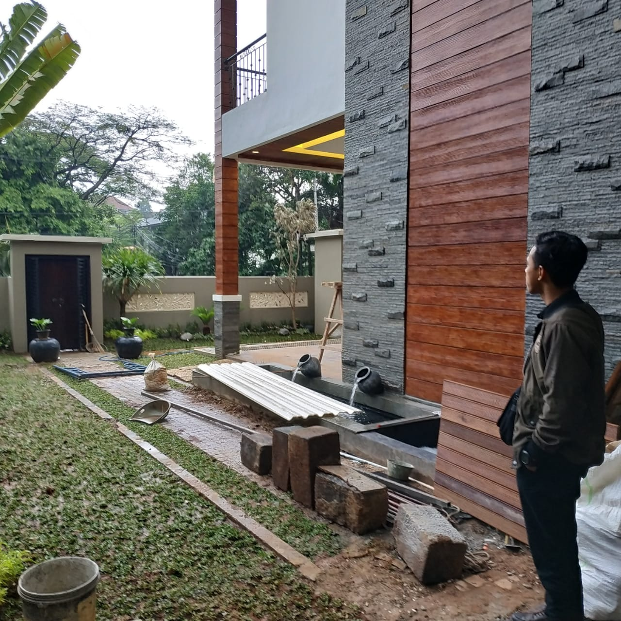 Desain Arsitektur Pelaksanaan Renovasi Jakarta Selatan