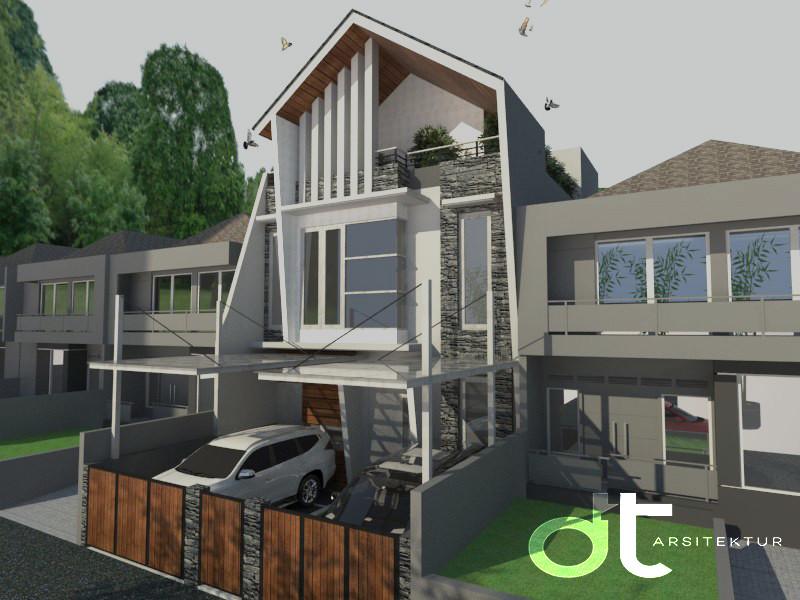 Kontraktor Dan Arsitektur Rumah BSD Tangerang Murah